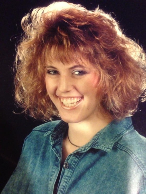 female hair loss from overprocessing, 80s hair