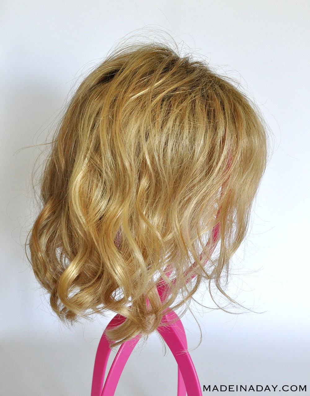 BELLE MADAME CARLOTTA IN COLOR DANISH BLONDE ROOT, natural wig for thinning hair