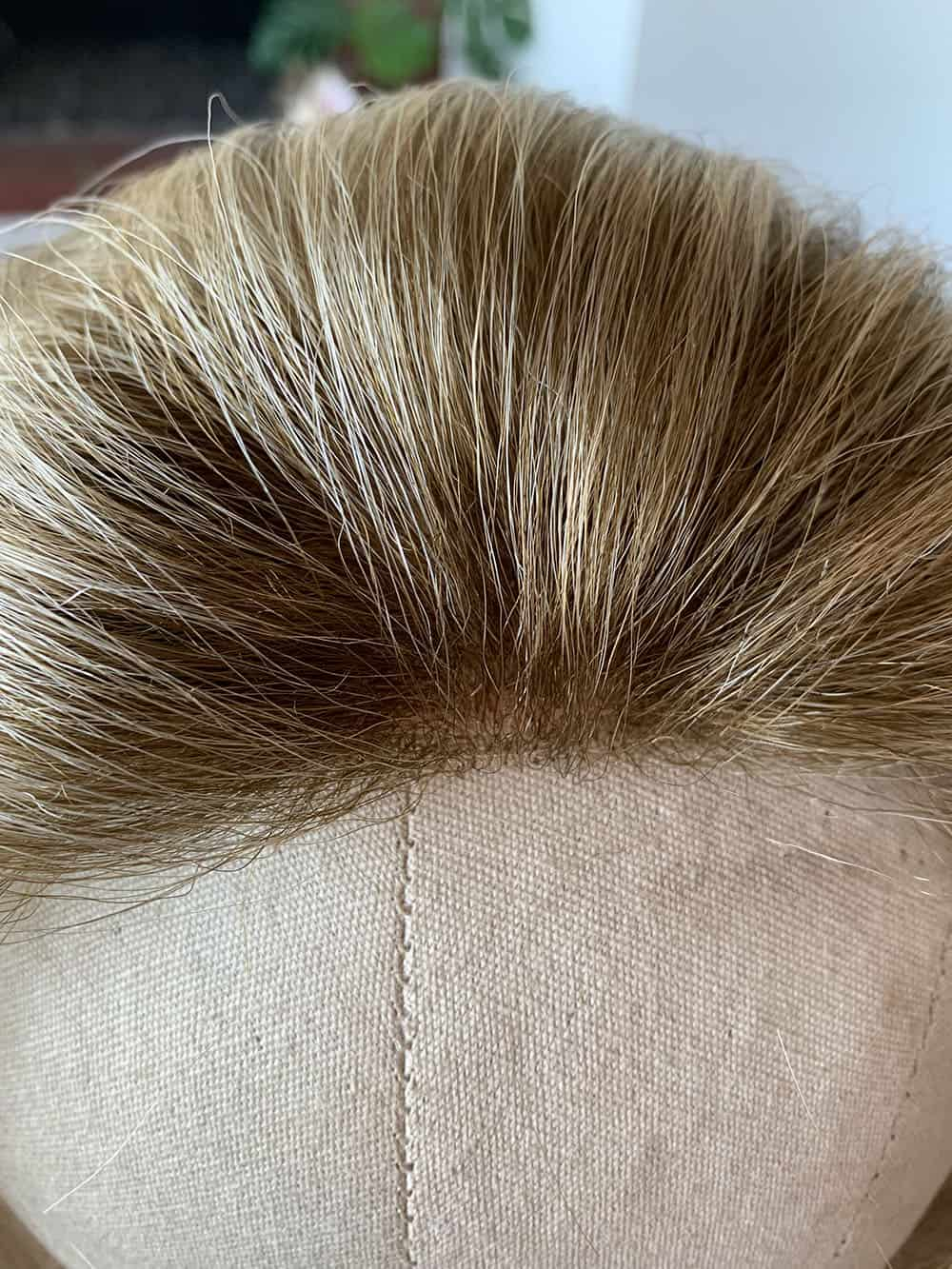 Jon Renau top wave lace front topper, hair in lace front jon renau topper