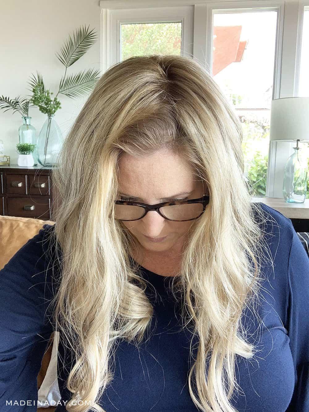 Jon Renau Top Wave 18 inch Blonde topper, Malibu blonde topper review, hairpiece topper