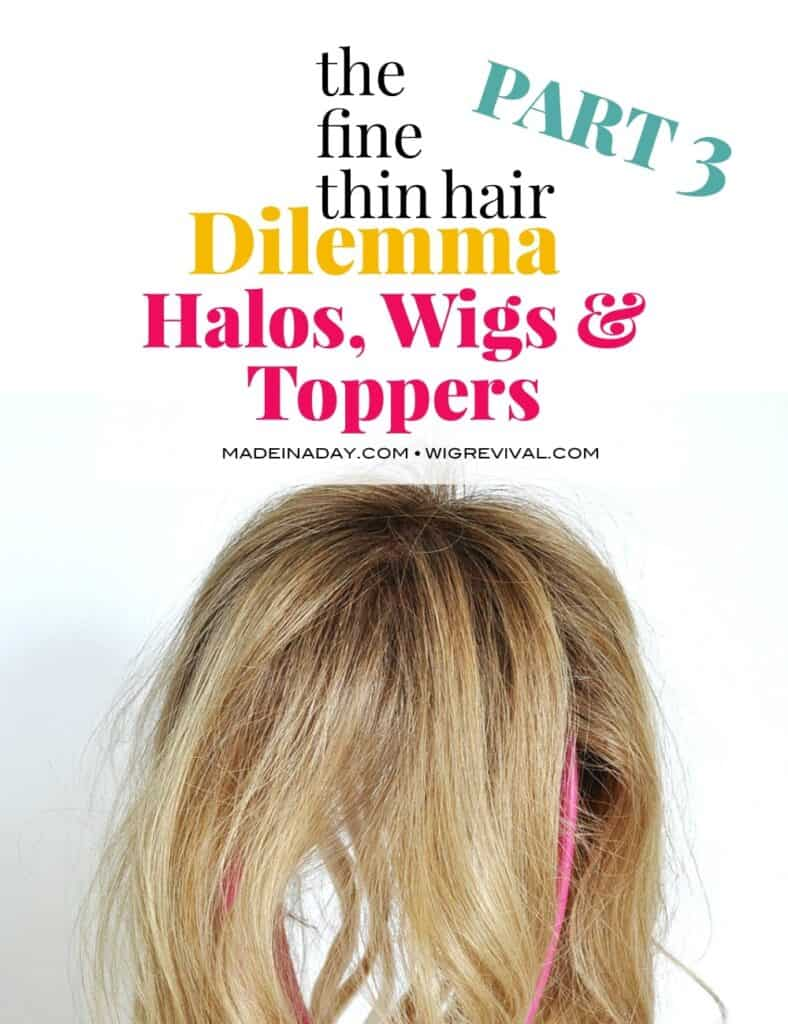 where to get halos toppers and wigs for hair loss
