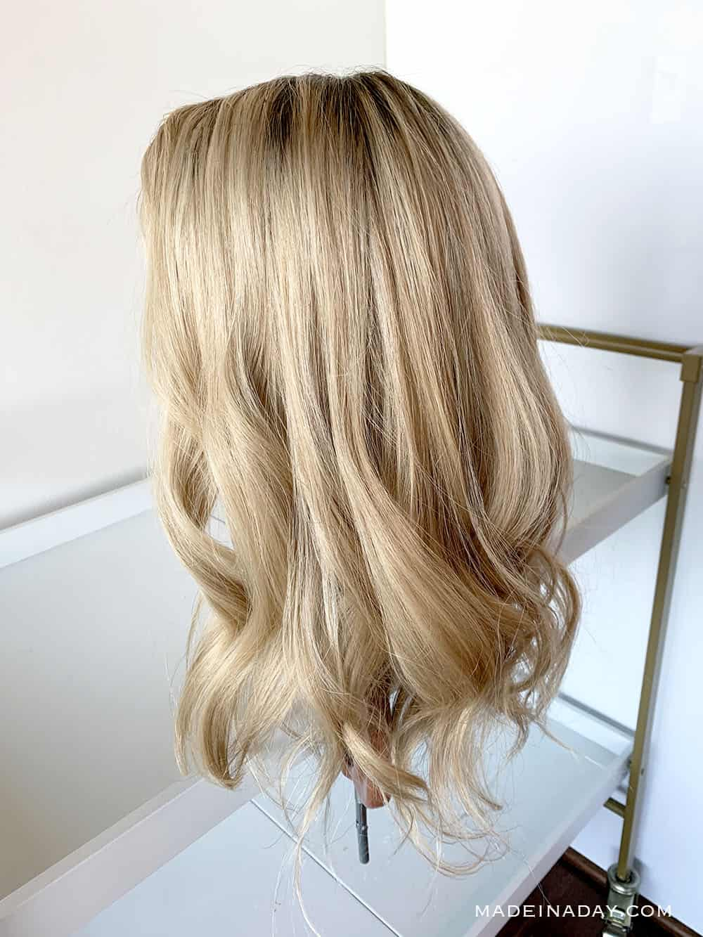 Adding Wefts to a Hair Topper or Wig