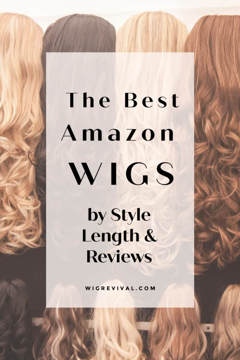 Best Wigs to Buy on Amazon Wig Lovers Approved!